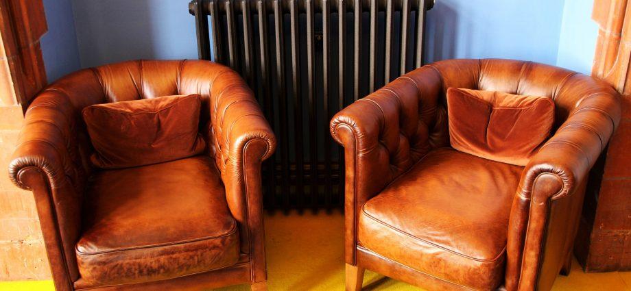 Meubels stoelen retro